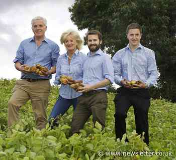 Comber farm family at the forefront of original foods for export markets - Belfast Newsletter