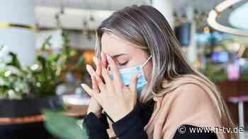 Auch neurologische Probleme: Studie: Corona kann Psyche schädigen