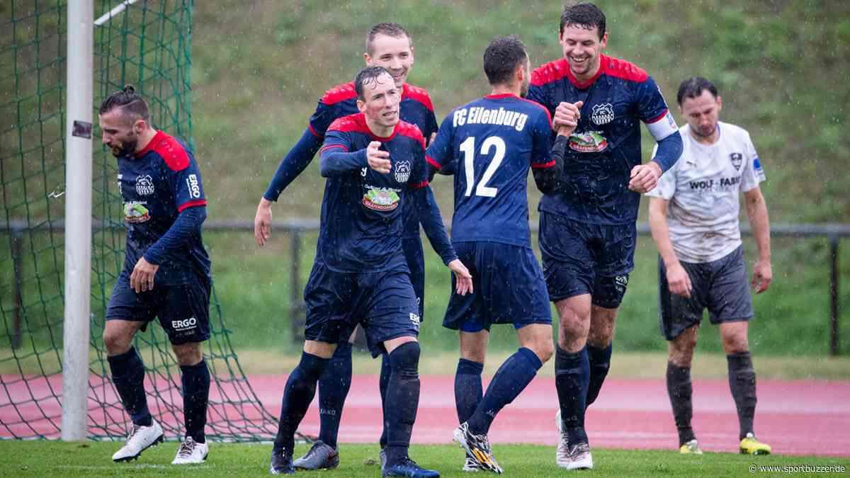 Bei Oberliga-Abbruch darf FC Eilenburg laut Spielordnung mit Aufstieg rechnen - Sportbuzzer