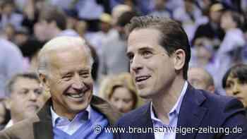 Memoiren veröffentlicht: Hunter Biden - Der Präsidentensohn und seine Sucht