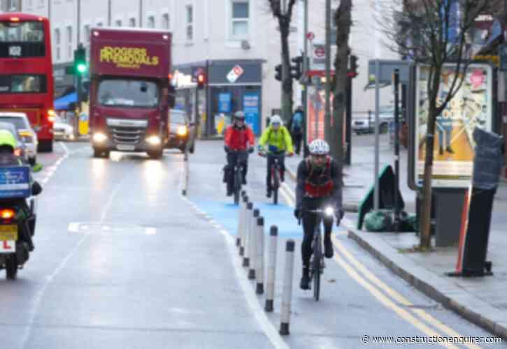 Tarmac/Kier to upgrade London highways in Barnet