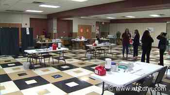 HSC Fort Worth, Tarrant County Open COVID-19 Vaccination Site at the Saginaw Recreation Center - NBC 5 Dallas-Fort Worth