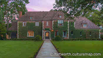 Affluent Fort Worth neighbor cashes in among country's richest communities - culturemap.com