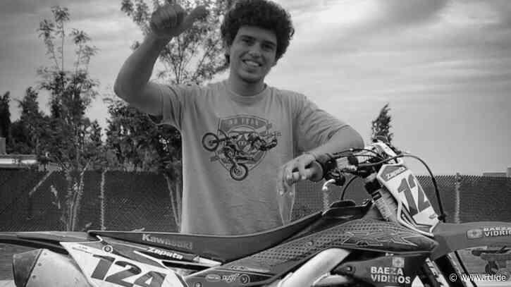 Motocross-Fahrer Wey Zapata stirbt bei Rennen in Argentinien - RTL Online