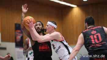 Playoffs 2. Basketball-Bundesliga ProB: Itzehoe Eagles gewinnen Nervenschlacht gegen Giessen | shz.de - shz.de
