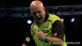 MVG: Two points in one pocket, Peter Wright in the other!