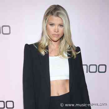 Sofia Richie dating music executive