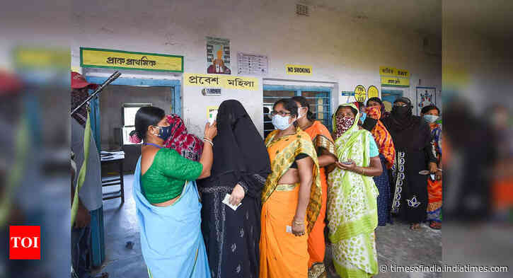 'Stretched poll schedule adding to virus worries'