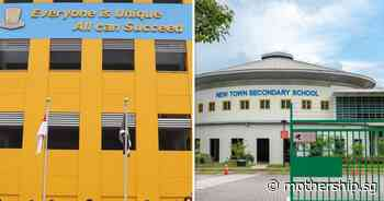 MOE: 4 pairs of primary schools & 5 pairs of secondary schools to merge by 2024 - Mothership.sg