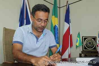 Prefeito de Itamaraju anuncia fechamento do comércio num esforço de conter o avanço da covid-19 no município - PrimeiroJornal - PrimeiroJornal