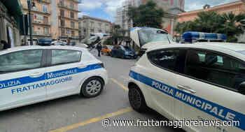 Frattamaggiore- Controlli anti-covid da parte della polizia locale. Oltre 70 persone identificate - Landolfo Giuseppe