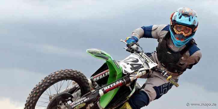 Unfall-Tod von Wey Zapata: Motocross-Fahrer nach Sturz überrollt - Hamburger Morgenpost