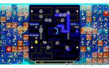 PAC-MAN 99 battle royale chomps onto Nintendo Switch Online