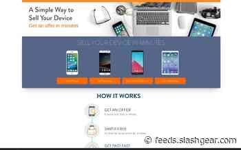 Gazelle online phone trade-in program is back in business