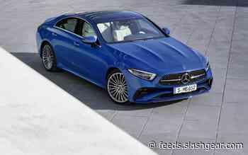 2022 Mercedes-Benz CLS gets an elegance upgrade