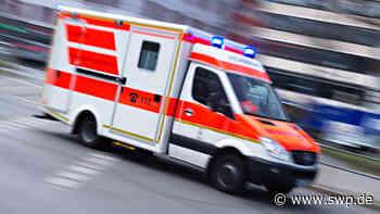 Unfall bei Pliezhausen: Von Fahrbahn abgekommen und mehrfach aufgeprallt - SWP