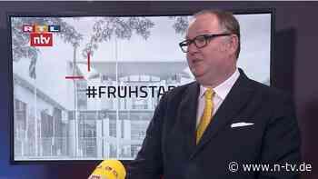 """Harald Christ im """"Frühstart"""": """"Lockdown darf kein Knockdown werden"""""""