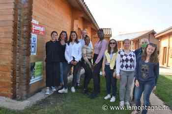 En quête de tourisme vert, des étudiants font escale à Saint-Flour - Saint-Flour (15100) - La Montagne