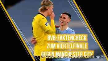 Dortmund: Der BVB-Faktencheck zum 1:2 gegen ManCity