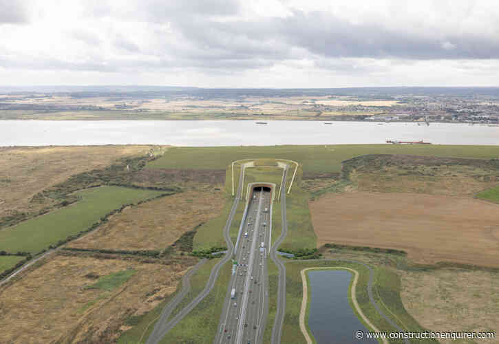 Three consortia shortlisted for Britain's longest road tunnel