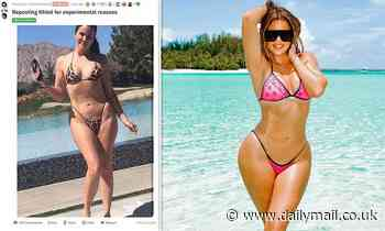 SARAH VINE:The truth about 'perfect' celebrity bodies like Khloe Kardashian's