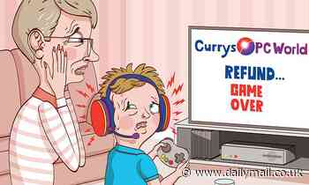 ASK TONY: Why won't Currys listen to us over  £150 headphones refund?