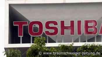 Japanischer Technologiekonzern: Toshiba prüft Übernahmeangebot von Finanzinvestor CVC