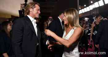 Brad Pitt & Jennifer Aniston Are Ready To Lock In 'Forever' With A Secret Interview? - Koimoi