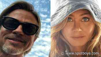 Did Ex Couple Brad Pitt And Jennifer Aniston Talk About Reuniting FOREVER In A Secret Interview; Know The Truth Here - SpotboyE