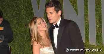Jennifer Aniston has 'unfinished business' with musician ex John Mayer - Mirror Online
