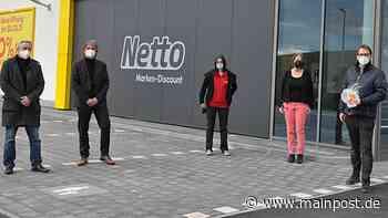 Maroldsweisach Discounter Netto eröffnet Filiale in Maroldsweisach - Main-Post
