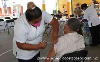 ¡Prepárate! Anuncian 2da dosis de vacuna en Paraíso y Teapa - El Heraldo de Tabasco