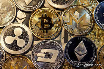 Cryptocurrency market value tops $2 trillion for first time - New York Post