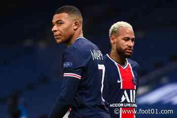 PSG : Neymar-Mbappé, 400ME pour un constat terrible