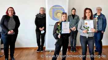 Friseure in Wolfsburg haben zwei neue Gesellinnen