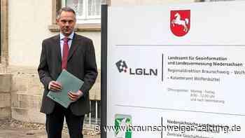 Katasteramt Wolfenbüttel hat Torsten Brandes als neuen Leiter