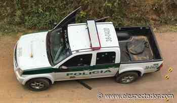 Emboscada de las disidencias de las Farc en el Valle dejó un policía muerto y cinco heridos - El Espectador