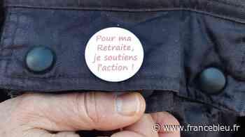 Les retraités manifestent pour leur pouvoir d'achat à Bergerac et à Périgueux - France Bleu