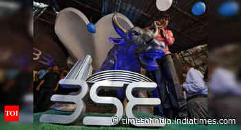 Sensex rises 460 points as RBI holds rates; Nifty settles at 14,819