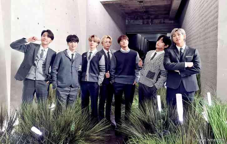BTS break Psy's Billboard Hot 100 record with 'Dynamite'