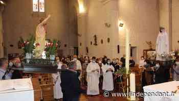 Très belle messe de Pâques à Villelongue-dels-Monts - L'Indépendant