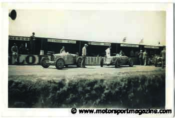 1935 Dieppe Grand Prix: You were there - Motor Sport
