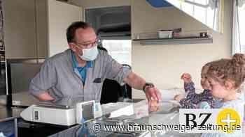 Velpker Fischhändler nimmt Abschied von seinen Kunden