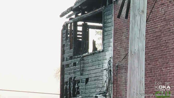 One Adult And Six Children Displaced Due To House Fire In Derry Borough