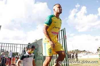Jairinho sofre lesão no joelho e não joga pelo Picos contra o Boavista na Copa do Brasil - globoesporte.com