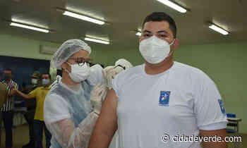 Picos: Forças policiais são contempladas com vacinação contra a Covid-19 - Picos - Cidadeverde.com