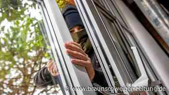 Einbrecher hebeln Fenster eines Hauses in Wolfenbüttel auf