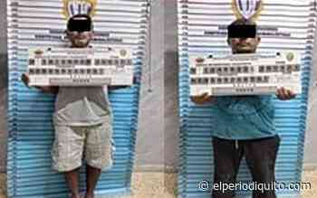 Diario El Periodiquito - Desmantelada banda que robaban tinta para impresión en Cagua - El Periodiquito