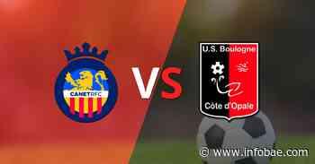 Canet Roussillon FC recibe a Boulogne buscarán seguir sin derrotas - infobae