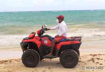 Playa del Carmen: Piden a la población no ingresar a playas con bandera roja - sipse.com